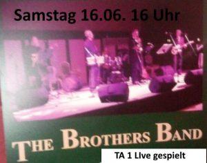 TA 1° mit live gespielter Rock-Musik von Brüdern @ Logenhaus Finkenhof | Frankfurt am Main | Hessen | Deutschland